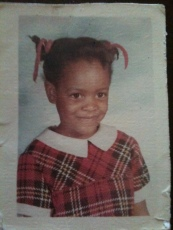 Natural at the age of 6