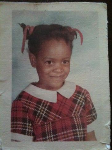 Natural at the age of 6