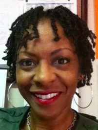My first attempt at wearing two-strand twist out of the house.