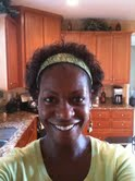 May 2010 One month before the texturizer was cut from my ends.