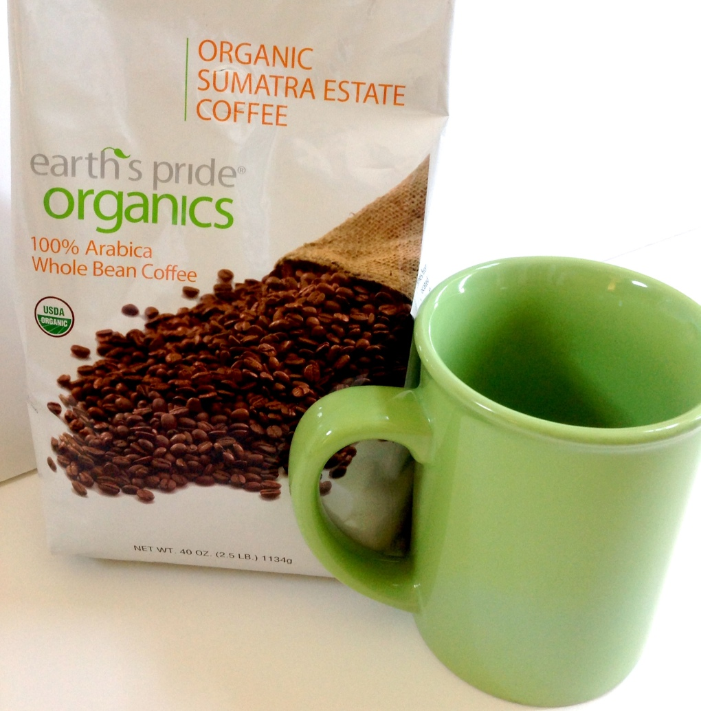 My favorite coffee and mug
