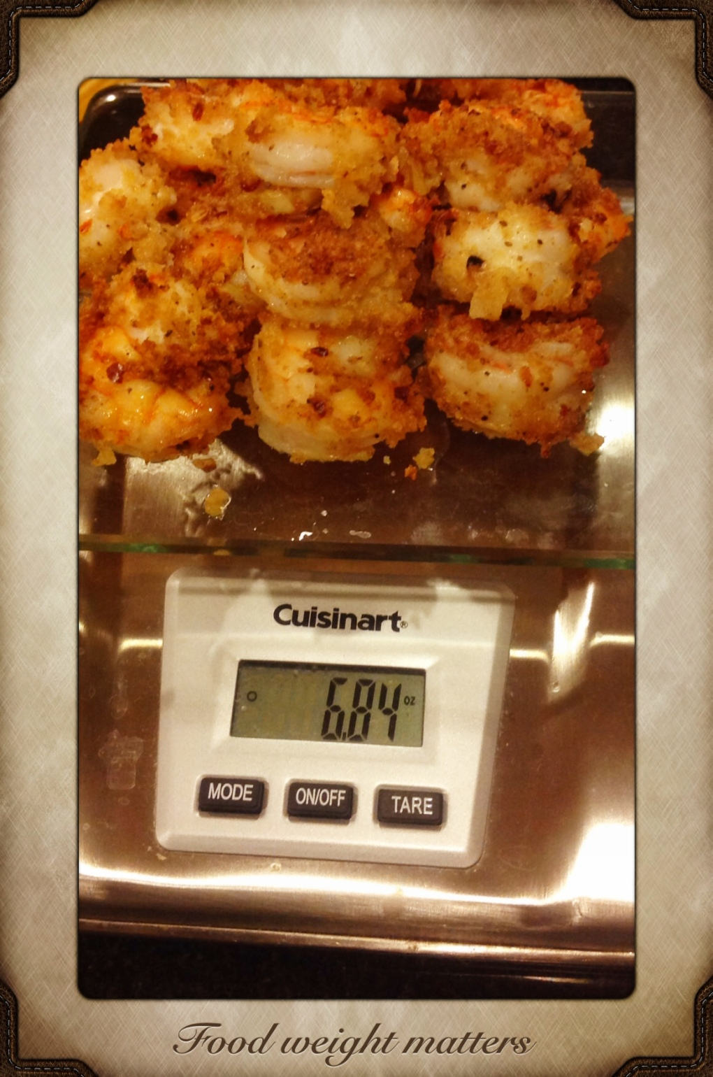 Food Weight