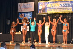 2nd Place Debut (First time competitors)