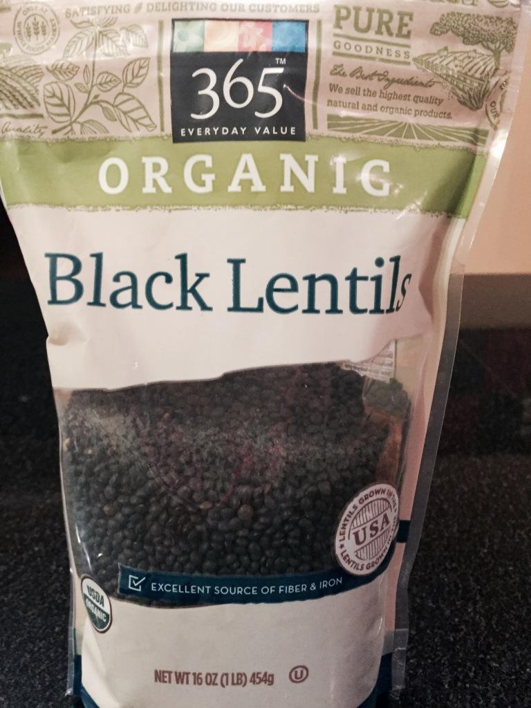 lentil bag