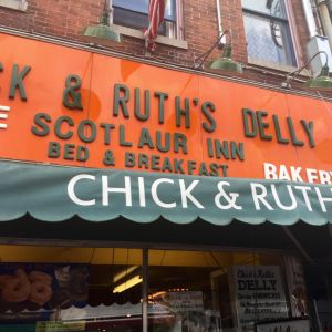 Chick and Ruths